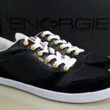 Adidasi sport originali ENERGIE-adidasi barbati-piele naturala-in cutie-39