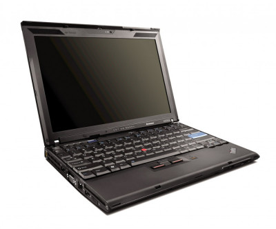 LAPTOP SH LENOVO THINKPAD X200s C2D L9400 1.86GHZ/2GB/160GB | GARANTIE 6 LUNI foto