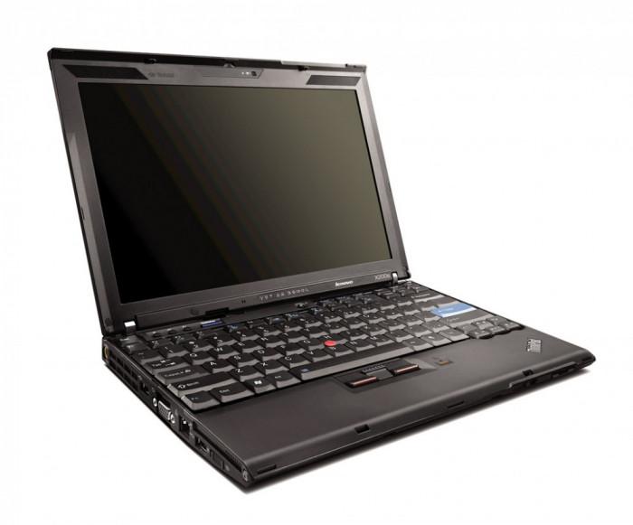 LAPTOP SH LENOVO THINKPAD X200s C2D L9400 1.86GHZ/2GB/160GB | GARANTIE 6 LUNI foto mare