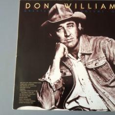 DON WILLIAMS - GREATEST HITS (1975/ ABC REC/ RFG ) - VINIL/VINYL/COUNTRY - Muzica Rock emi records