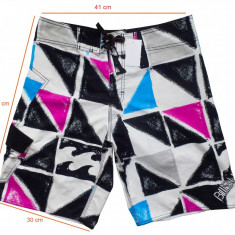 Pantaloni scurti bermude BILLABONG originale (S spre M) cod- 260378 - Bermude barbati, Marime: S/M
