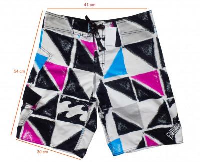 Pantaloni scurti bermude BILLABONG originale (S spre M) cod- 260378 foto