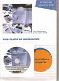 (C6264) GHID PRACTIC DE CONTABILITATE SEPTEMBRIE 2008, STOCURI... CU CD, Art