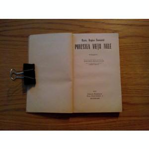 MARIA, REGINA ROMANIEI * Povestea Vietii Mele - vol. I, 1991, 351 p.