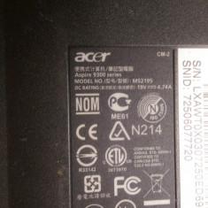 Carcasa Laptop Bottom Casa Acer Aspire 9300 Series