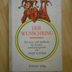 CARTE PENTRU COPII IN LIMBA GERMANA - Carte de povesti