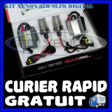 Cumpara ieftin KIT XENON SUPERSLIM DIGITAL 35W - H1 H3 H7 H11 HB3 HB4 - 4300K 5000K 6000K 8000K