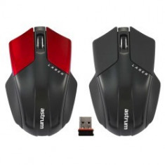 Mouse AERO LASER 2.4G Wireless MW300 Negru Astrum