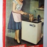 Instructiuni Albalux - masina de spalat - Cugir, uzina 30 Decembrie