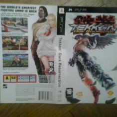Coperta - Tekken Dark Ressurection - PSP ( GameLand )
