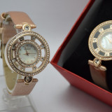 Ceas elegant de dama+ cutie CADOU! Poze reale! TRANSPORT GRATUIT - Ceas dama, Quartz, Piele ecologica, Analog, Nou