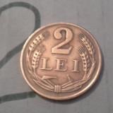 2 LEI 1947 FOARTE FRUMOASA 2 - Moneda Romania