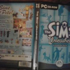 Joc PC - The Sims Unleashed - Extension pack - (GameLand - sute de jocuri) - Jocuri PC Electronic Arts, Simulatoare, 12+, Single player
