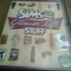 Joc PC - The Sims 2 - Glamour Life stuff  - BOX SET (GameLand)
