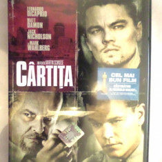 The Departed / Cartita (1 DVD) - Film actiune warner bros. pictures, Romana