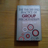 THE THEORY AND PRACTICE OF GROUP PSYCHOTHERAPY - Irvin D. Yalom - 1995, 602 p.