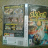 Gottlieb Pinball Classics - Joc PSP ( GameLand ) - Jocuri PSP, Arcade, 3+, Multiplayer