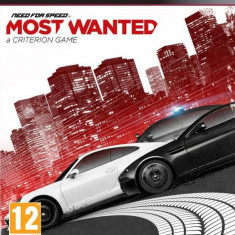 PS3 joc NFS need Most Wanted original Play Station 3 - Jocuri PS3 Ea Games, Arcade, 3+, Multiplayer