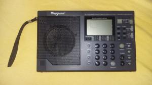 RADIO RECEIVER MAGNUM  WR218 , IMPECABIL ,ESTE NOU ! FUNCTIONEAZA .