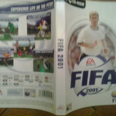 Coperta - FIFA 2001 - PC ( GameLand )