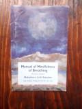 Manual of mindfulness of breathing (Anapana Dipani)