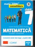(C6465) RADU GOLOGAN, NEGRILA - ALGEBRA, GEOMETRIE, CLASA A VII-A, (7) PARTEA II