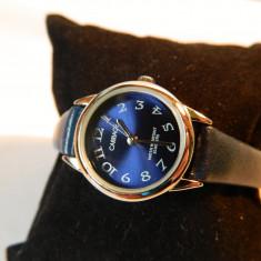 Ceas de dama CARRIAGE (by Timex) , clasic , aproape nou, Casual, Quartz, Metal necunoscut