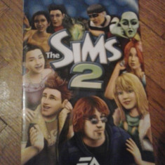 Manual - The Sims 2 - Playstation PS2 ( GameLand )
