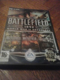 Joc PC -Battlefield 1942 World War II Anthology 3 in 1 (BOX SET) ( GameLand ), Shooting, 18+, Single player, Electronic Arts