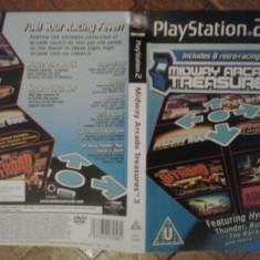 Coperta - Midway Arcade Treasures 3 - PS2 ( GameLand )