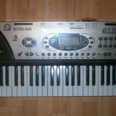 Orga muzicala cu 61 key cu usb cu mp3