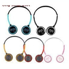 Astrum Headset cu Microfon HS-221 Rosu/Negru Blister, Casti On Ear, Cu fir, Mufa 3, 5mm