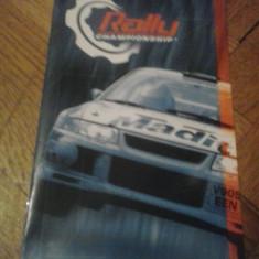 Manual - Rally Championship - Playstation PS2 ( GameLand )