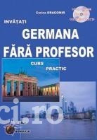 Corina Dragomir - Invatati germana fara profesor - curs practic (cu CD) foto
