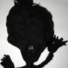 Caciula LA Gear Inca -produs original- IN STOC - Caciula Dama, Culoare: Negru, Marime: Marime universala