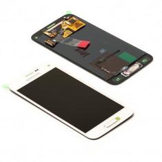 Display LCD cu Touchscreen Samsung Galaxy S5 Mini G800 Alb