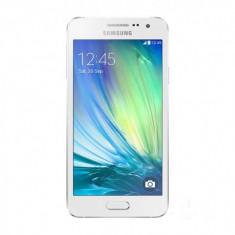 Display Samsung Galaxy A3 A300 2015 alb original cu touchscreen ecran complet - Display LCD
