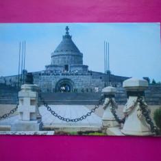 HOPCT 16213 MARASESTI -MAUSOLEUL EROILOR [ 1916-1918] -JUD VRANCEA[NECIRCULATA] - Carte Postala Moldova dupa 1918, Printata