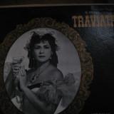 Traviata de Verdi (3 discuri+carte) - disc vinil (vynil), pick-up