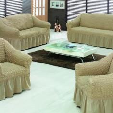 Set huse canapea si fotolii 3.1.1 - Cuvertura pat