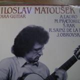 Miloslav Matousek, chitara - disc vinil (vynil), pick-up