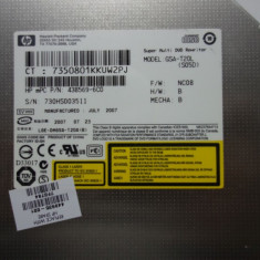 Unitate optica DVD Rw laptop HP Pavilion DV6000 ORIGINALA! - Unitate optica laptop