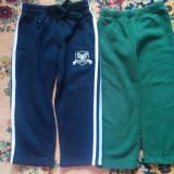 Pantaloni trening copii 3-4 ani,arata impecabil.Pretul este pe set!
