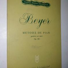 Partitura veche - Mozart Ballettmusik - les petit riens- pian solo