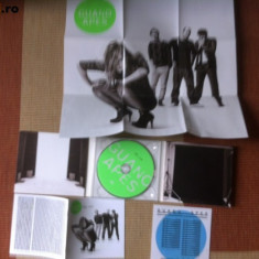 Guano Apes Bel Air cd disc muzica rock 2011 sony music vest booklet foto poster