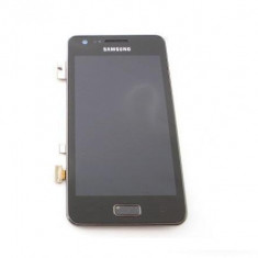 Display LCD cu TouchScreen Samsung I9103 Galaxy R Negru Orig Swap