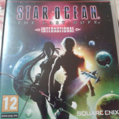 JOCURI playstation 3, ps3, star ocean THE LAST HOPE INTERNATIONAL, RPG, zona 2 - Jocuri PS3 Electronic Arts, Actiune, Toate varstele, Single player