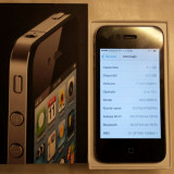 iPhone 4 Apple, Negru, 8GB, Neblocat