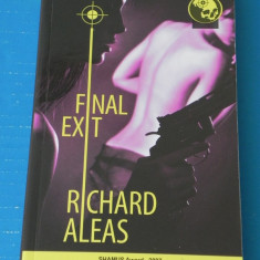 FINAL EXIT - RICHARD ALEAS (06014 - Carte politiste