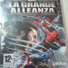 JOCURI playstation 3, ps3, actiune, aventura, ULTIMATE ALLIANCE - Jocuri PS3 Electronic Arts, Toate varstele, Single player
